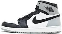 Баскетбольные кроссовки Air Jordan 1 Retro High OG Barons, найк джордан