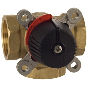 """Трехходовой клапан LK 840 ВР 1 1/2"""" 24м³/ч"""