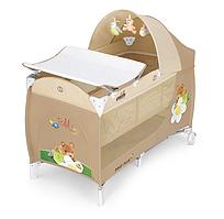 Детские манежи-кровати