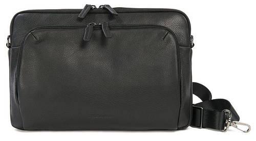 """Изысканная сумка для MacBook Pro 11"""" Tucano One Premium sleeve (Black) BFOP11 черный"""