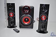 Акустическая система 2+1 MSHENG JB-3900, bluetooth акустика, акустические музыкальные колонки