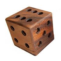 Деревянная головоломка 3D Куб 25 (Y)