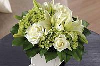 АКЦИЯ Композиции на столы гостей из сезонных цветов, букеты на столы, украшение зала цветами
