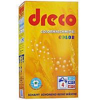 Стиральный порошок для цвeтного белья Dreco Colorwaschmittel Coor 600 гр.