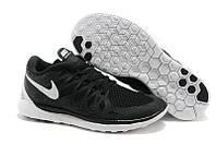 Кроссовки для бега и занятий спортом Nike Free Run 5.0 Black White
