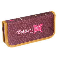 Пенал ZIBI BUTTERFLY прямоугольный (ZB14.0409BF)
