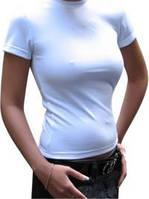Женские сублимационные футболки