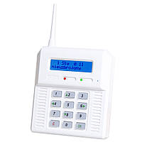 Панель управления CB32GN с GSM модулем от Elmes electronic