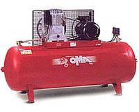 Компрессор поршневой с ременным приводом двухступенчатый FT 4/540/200  (OMA, Италия)