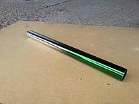 Пленка  с переходом из зеркальной в зеленую.