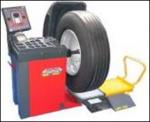 Балансировочный станок электронный для колес легковых и грузовых автомобилей SBM 690 (МВ/ Италия), фото 2