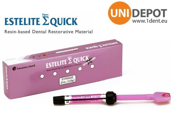 Эстелайт шприц Estelite Sigma Quick (Естелайт шприць) - Юнидепот ПП в Черновцах