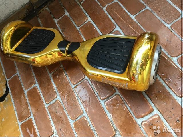 Гироскутер Smartway Balance U3 Yellow