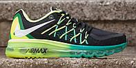Кроссовки Nike Air Max 2015 (Салатовые)