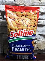 Арахис жареный, соленый Soltino 500 гр.