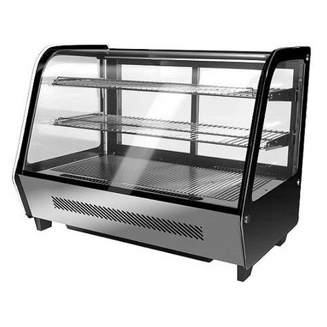 Витрина холодильная 160 л TVK160 GGM gastro (Германия), фото 2