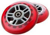 Колеса для самоката Street surfing Extreme Wheel Clear Red (MD)