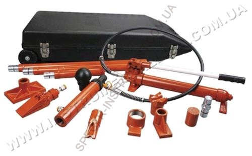 Комплект для правки кузова гидравлический 10т T71001L TORIN