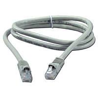 Кабель  для компьютерных  сетей  3м Gembird PP12-3M Patch (comp-switch)серый