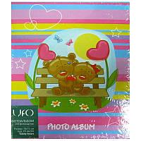 Фотоальбом UFO 10/15 на 200шт   PP-46200  Teddy bears