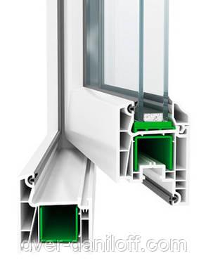 Металопластикові вікна WDS 4 SERIES. Біла Церква, фото 2