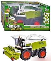 Комбайн LIMO TOY Помощник фермера M 0344 U/R HN