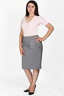 Классическая юбка PL1-751 (р.48-54)