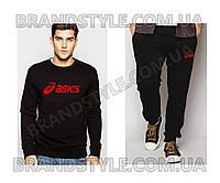 Спортивный костюм Asics черный