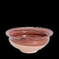 Миска глиняная Gloss CD01 Покутская керамика 0,5 литра