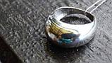 Кольцо серебряное, фото 5
