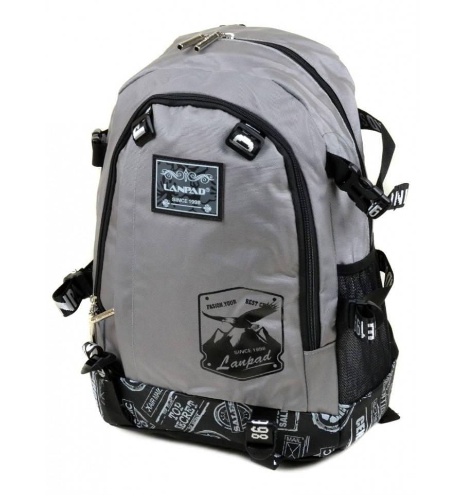 Городской мужской рюкзак Lanpad