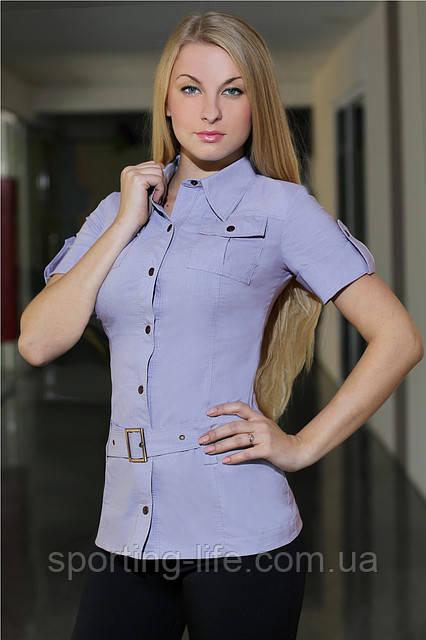 Рубашка ПЛ1-688 (р.42-48), фото 1