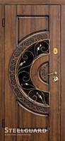 Дверь входная Optima Glass Steelguard