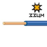 Провод медный ПВ1 1х6 мм ГОСТ ЗЗЦМ