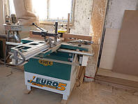 Фрезерный станок бу Rojek FSN300F для точных работ по дереву с шипорезной кареткой 2001 г., фото 1