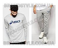 Спортивный костюм Asics серый