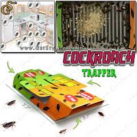 "Ловушка для тараканов - ""Cockroach Trapper"" - 3 шт."