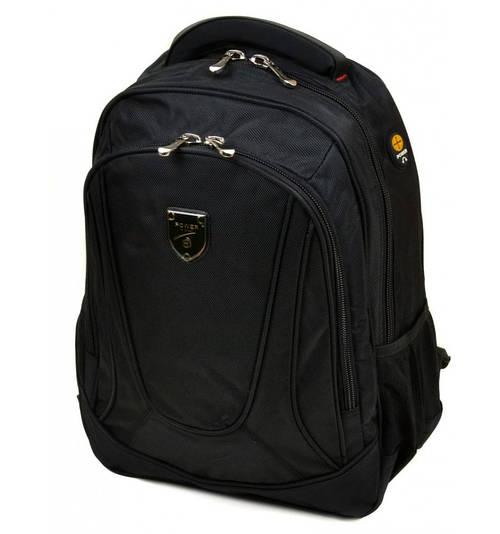 Рюкзак мужской черный