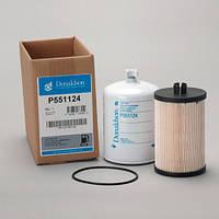 Фільтра паливні RE525523 (комп.RE523235+RE520906)   P551124