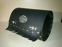 Кофр (багажник) задний круглый для Мотоцикла