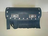 Кофр батон (багажник) темно-синий для Мотоцикла