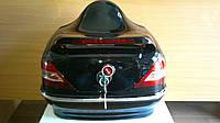 Кофр Soyo (багажник) пластиковый Мерседес с проводкой для Мотоцикла