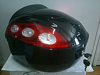 Кофр Disco (багажник) пластиковый для Мотоцикла
