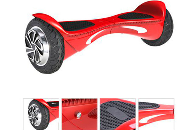 Smartway Balance X-ONE Red