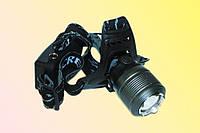 Налобный тактический фонарь Police BL-2199-T6 158000W