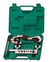 Комплект инструментов для обжимки и развальцовки труб AN040045 (Jonnesway, Тайвань)