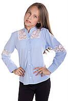 Стильная блуза - рубашка для девочки подростка