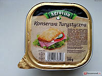Консервы мясные Agrovita Konserwa Turystyczna Сито