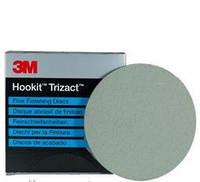 3М Абразивный сверхтонкий диск Hookit Trizact P1000