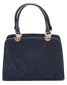 Синяя женская сумка  Б/Н art. 205